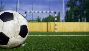 Reti di protezione per campi di calcio e calcetto