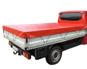 Telo in PVC copertura cassone camioncino
